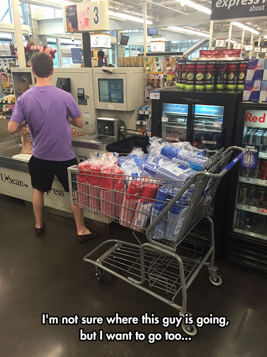 funny-shopping-cart-SOLO-cup