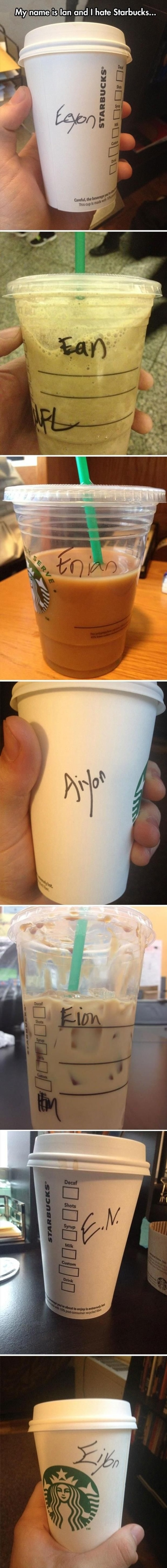 ian-starbucks-name-compilation