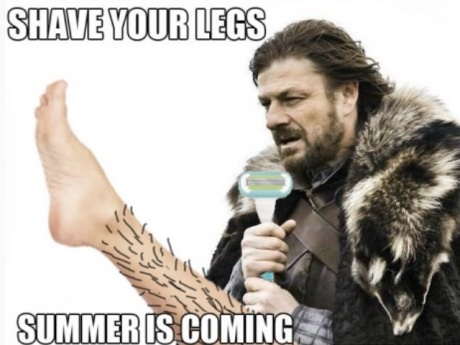summer-shave-legs-girls