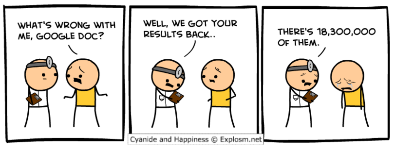cyanide and happiness time machine