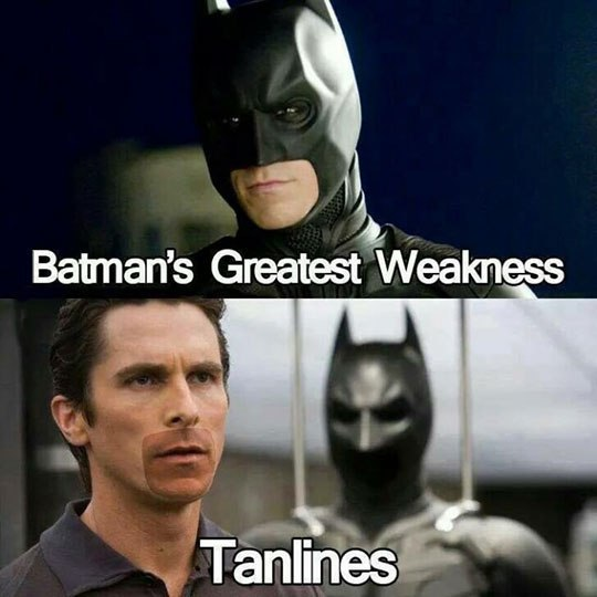 batman-weakness-tanlines
