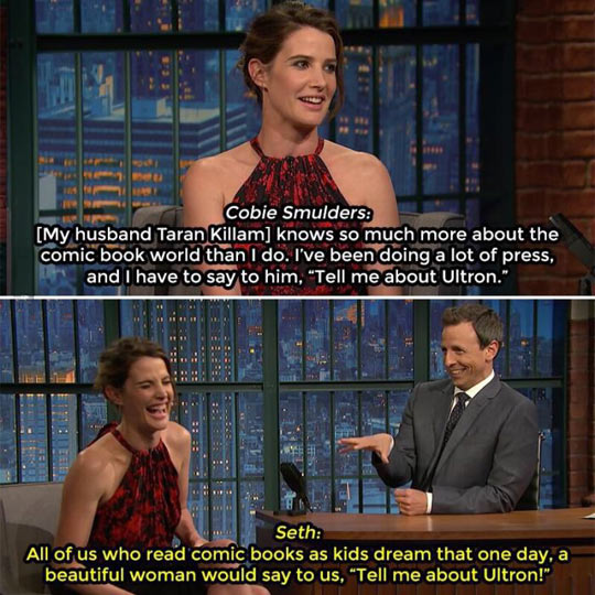 funny-Cobie-Smulders-comic-books