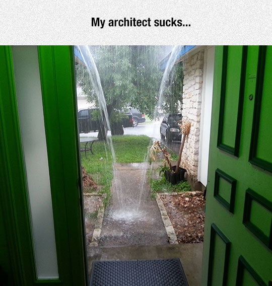 funny-rain-house-entrance