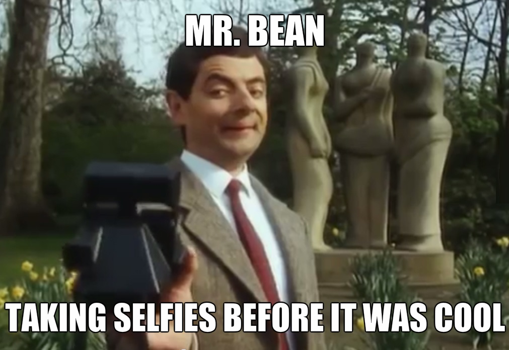 mr-bean-selfie-camera
