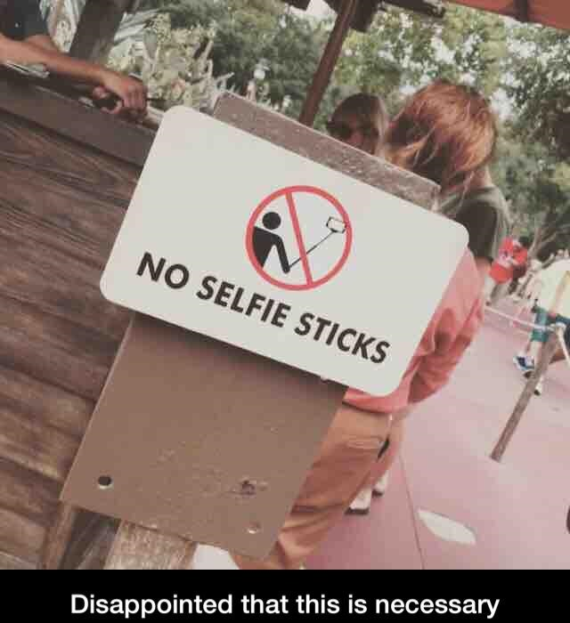no-selfie-sticks-sign