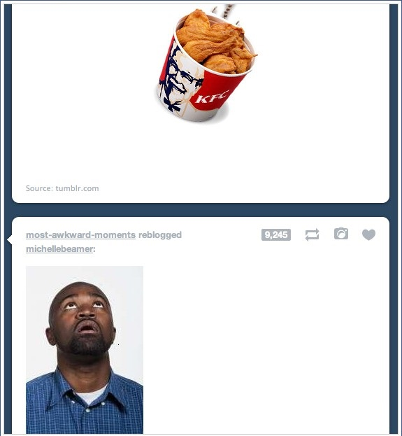 tumblr-kfc-chicken-post