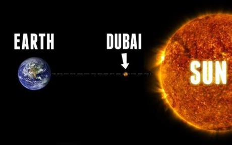 Current weather in Dubai