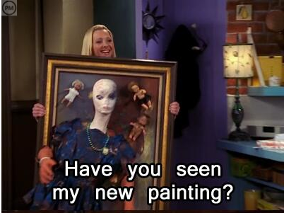 friends-phoebe-painting