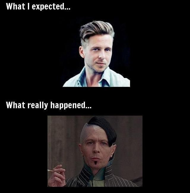 new-haircut-expectations-reality