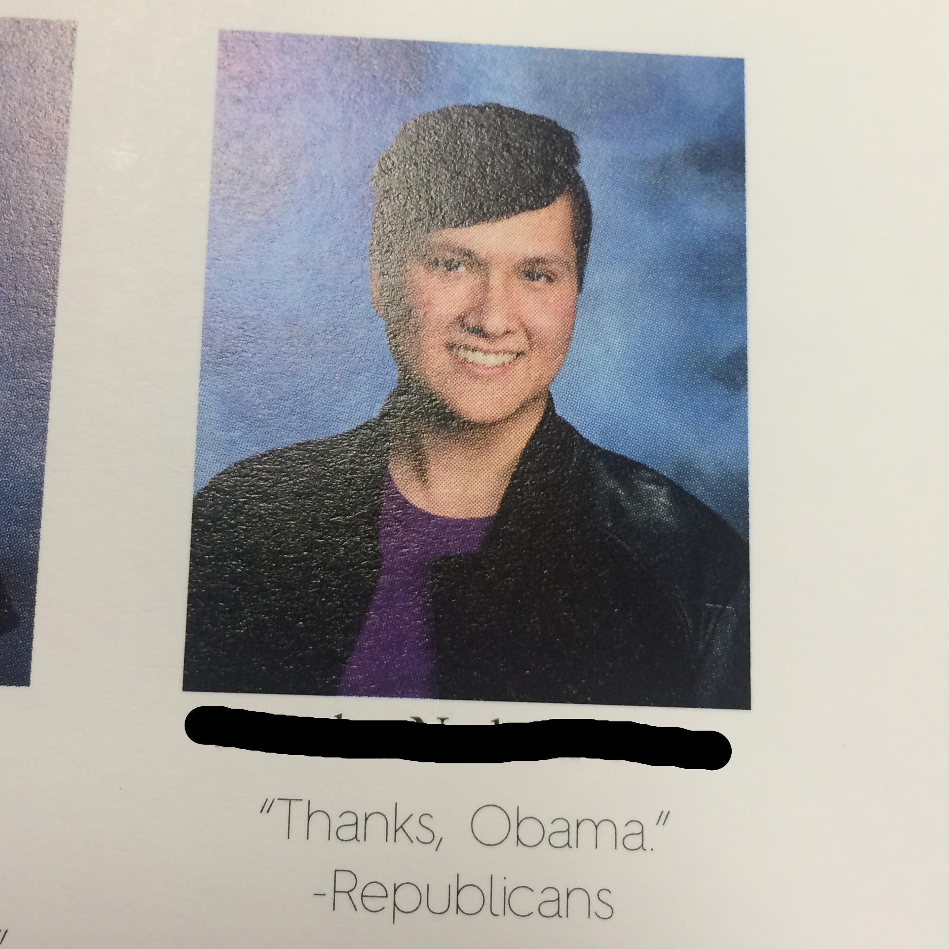 Bring you senior quote to another level