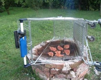 bbq-poor-shopping-cart