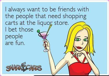 friends-shopping-cart-liquor-store