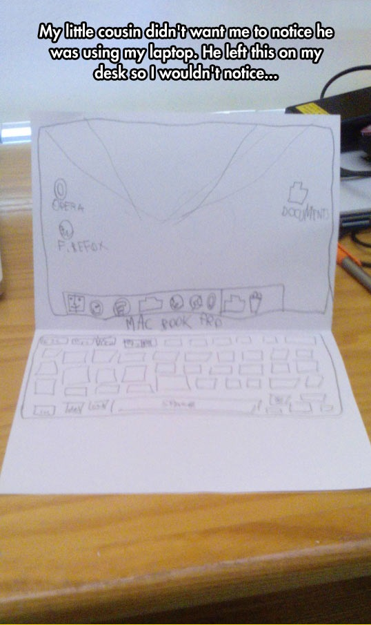 funny-computer-notebook-paper-kid