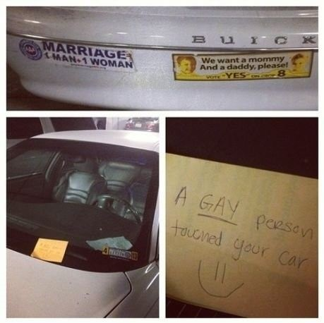 gay-person-car-note-prank