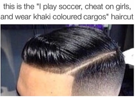Haircut Play Soccer Cheat Girls