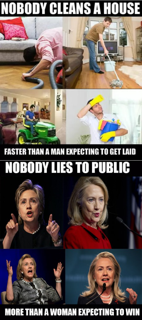 hillary-clinton-men-cleaning-lie