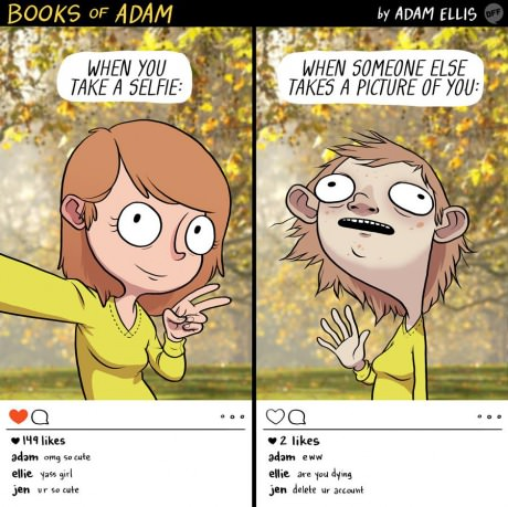 comics-selfie-fail-account