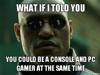 console-pc-gamer-same-time
