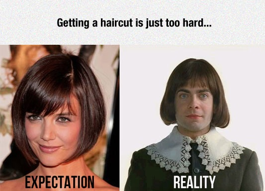 funny-Katie-Holmes-Jack-Ferver-haircut