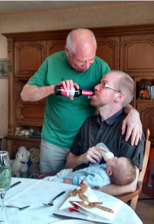 funny-father-kid-milk-beer