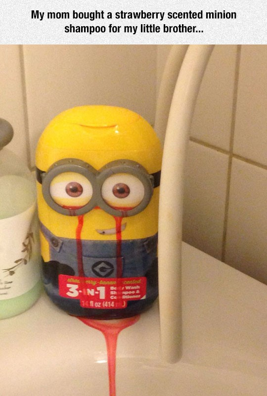 funny-minion-crying-blood-bathroom
