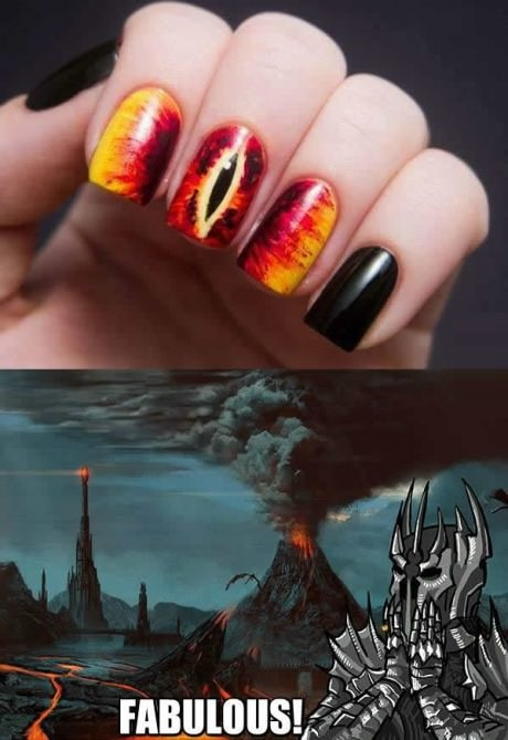manicure-sauron-lord-of-the-rings