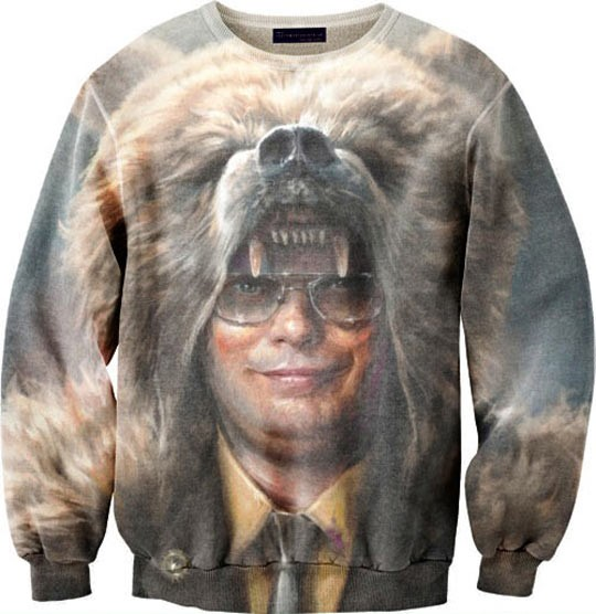 cool-Dwight-Schrute-shirt-bear