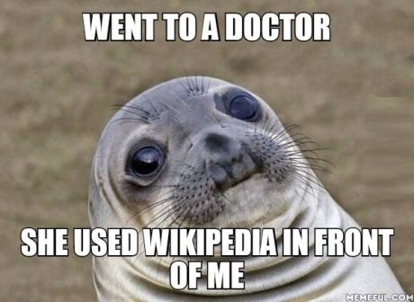 doctor-wikipedia-awkward-seal-meme