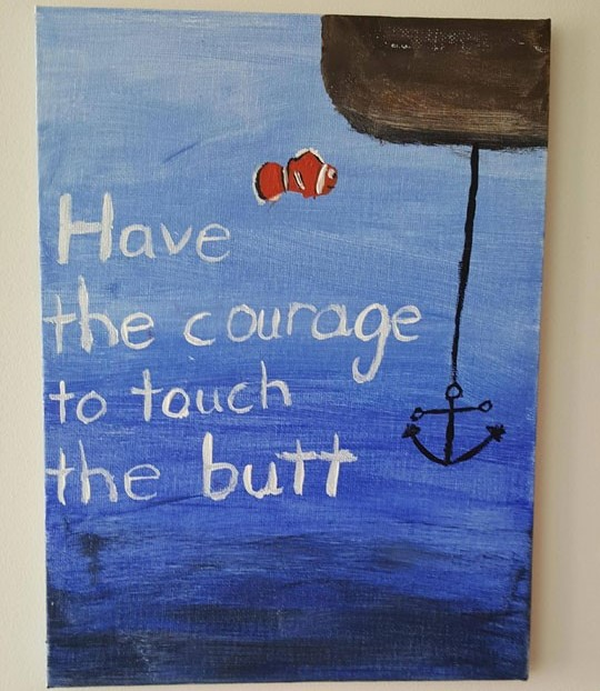 funny-Finding-Nemo-painting-boat