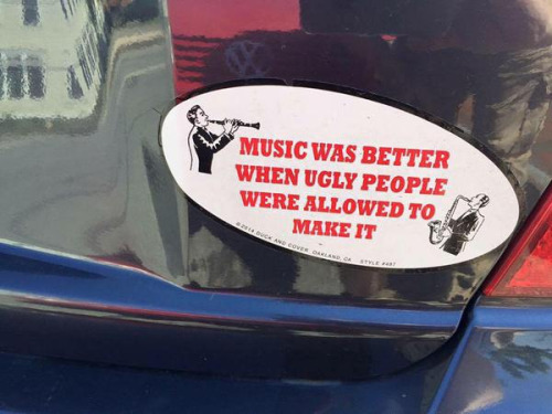 music-better-ugly-people