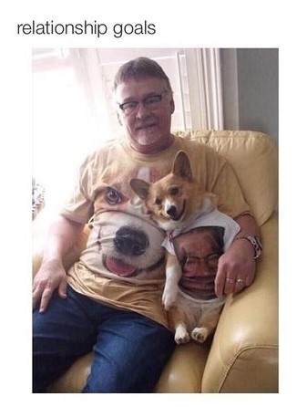 relationship-goals-dog-t-shirt-human
