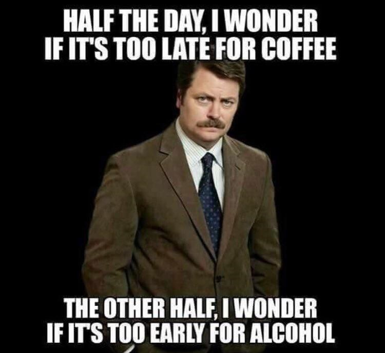 ron-swanson-quote-coffee-alcohol