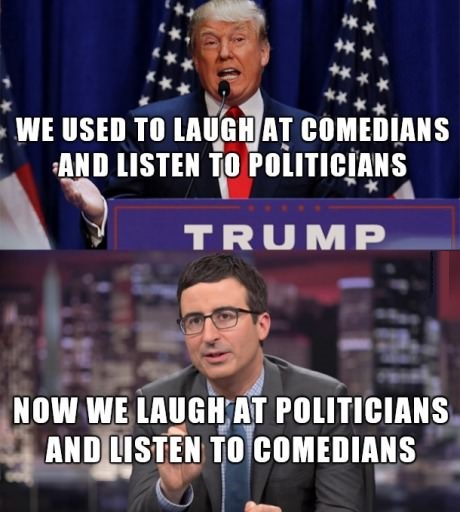 comedians-politicians-domald-trump