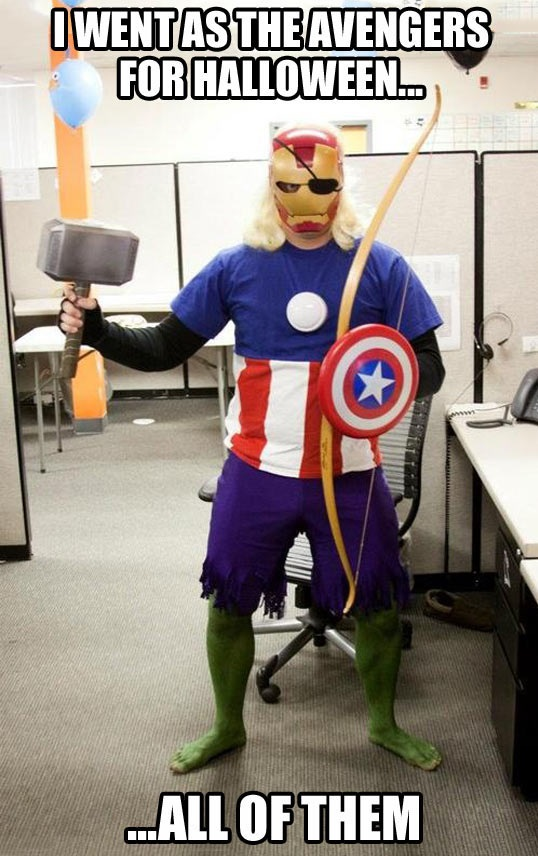 cool-The-Avengers-costume-Halloween-all-one