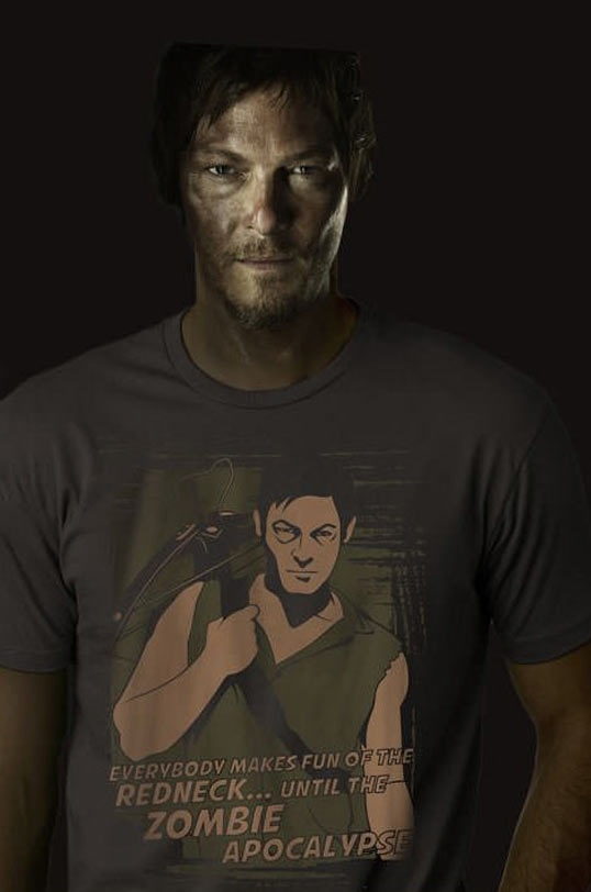 cool-The-Walking-Dead-redneck-shirt