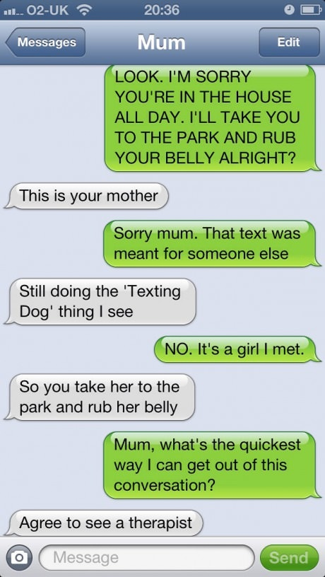 text-girl-dog-mom