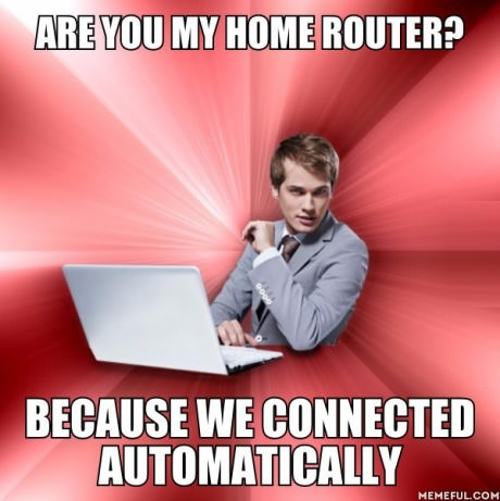 Overly-Suave-IT-Guy-meme-router