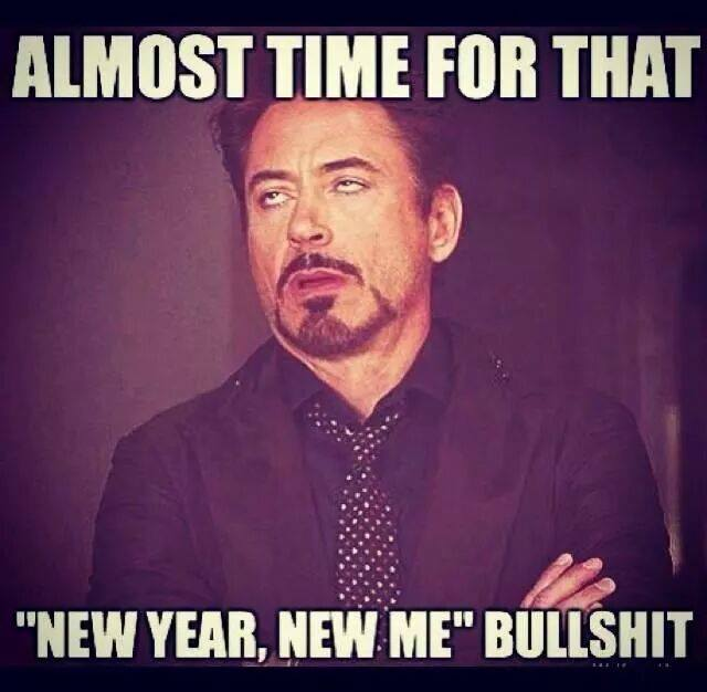 new year new me meme every new year tradition