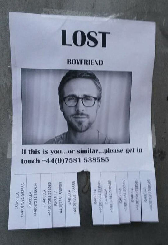 cool-lost-boyfriend-sign-Ryan-Gosling