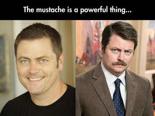 cool-Ron-Swanson-mustache-shave