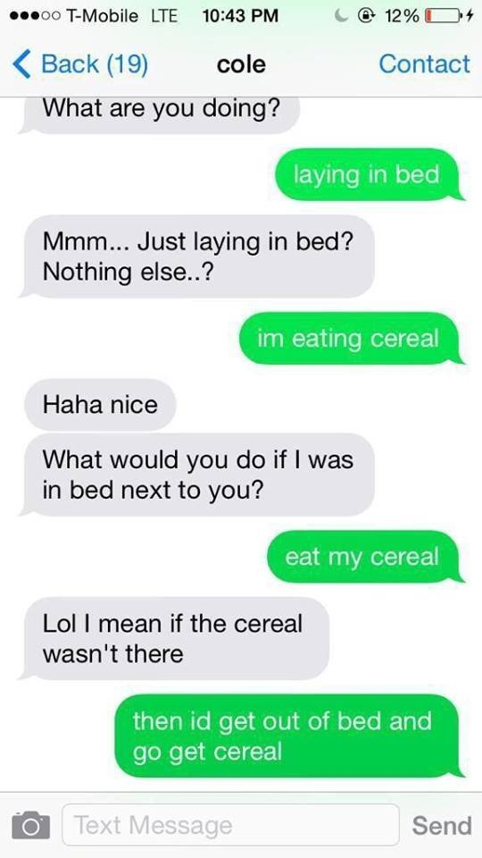 cool-bed-cereal-phone-conversation