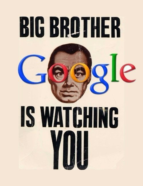 google-big-brother-watching