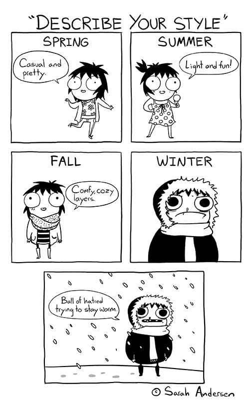 sarahseeandersen-comics-seasons-clothes
