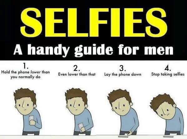 selfies-handy-guide-men
