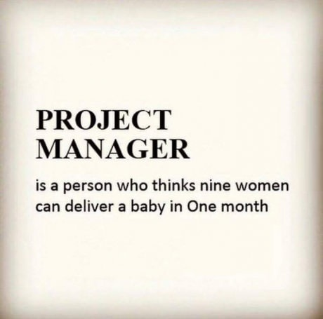 project-manager-expectation-baby