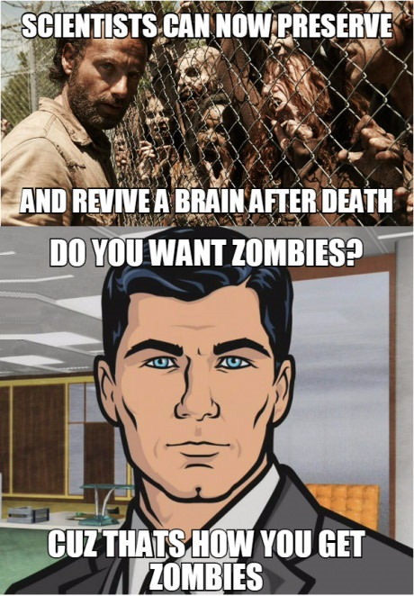 Funny Memes About Zombies : Do you want zombies