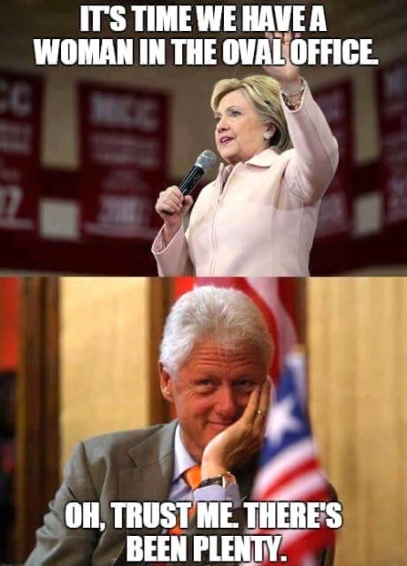 Bill did that before it was cool