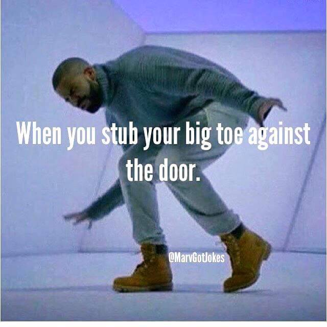 drake-stub-toe-door