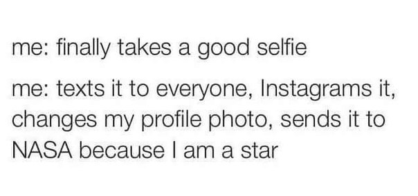 good-selfie-star