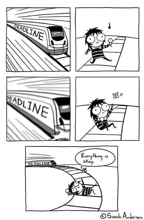 comics-deadline-train